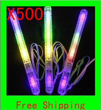 Wholesale hot selling party supplies led flashing light for Led wands wholesale