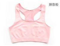 Red Nylon Other Women X-training Vest DANSKIN Sports Bra Yoga Bra --100pcs lot