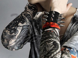 Wholesale Mixed Temporary Tattoo Sleeves Fake Sleeve Tattoos For Costume Parties