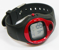 Wholesale Selling by Sport Watch Calorie Counter Heart Rate Pulse Monitor watch