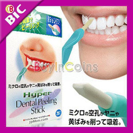 Wholesale Fashion Tooth Beauty Item Whitening Teeth Dental Peeling Stick Eraser
