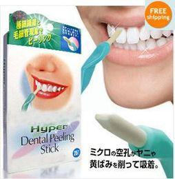 Wholesale Hot Selling Fashion Whitening teeth Pen Dental Clean peeling ERASER stick Teeth Tooth Bleaching