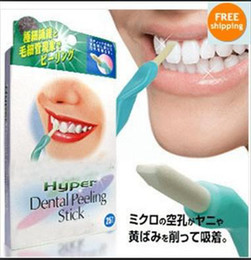 Wholesale Fashion Tooth Beauty Item Whitening Teeth Dental Peeling Stick Eraser Tooth cleaner