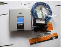 Wholesale New LINKSYS PAP2T na dual port voice gateway SIP protocol PAP2T NA PAP2T