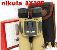 Wholesale NIKULA x32 high end to ensure high powered small binoculars Night Vision