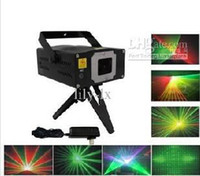 RGY animated laser light - mini laser stage lighting Laser Light Red green yellow Animated patterns laser beam