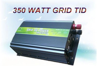 Wholesale 350W Grid Tie Inverter for Solar Panels V V DC AC