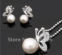 Wholesale fashion jewelry set silver jewelry set jewelry Nice jewelry Good Quality