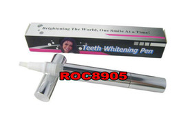 Wholesale China Post Air Brightening The World One Smile At a Time Teeth Whitening Pen