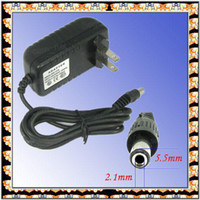 Wholesale DC V A Power Supply Switch Adapter for CCTV Camera US Socket