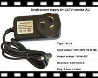 Wholesale Freeshipping AU Socket DC V A Power Supply Switch Adapter for CCTV Camera from avatar2012
