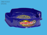 Wholesale Blue D Metal Fusion Beyblade Arena metal fight beyblade Games Arena
