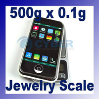 Wholesale 500g g Mini Digital Jewelry Weight Scale Electronic iPhone Pocket with Most Popular Design