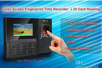 biometric time attendance system - Best price BIOMETRIC FINGERPRINT TIME CLOCK ATTENDANCE SYSTEM