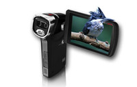 Wholesale 2D D Digital Camera DV inch D LCD Dual CMOS Sensor Camcorder MP HD D5