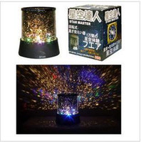 Wholesale Universe Master Star Projector Decorating Night Lamp Light Promotion Gifts