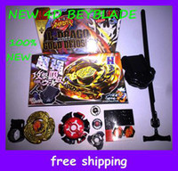 Wholesale Christmas gifts New d Beyblade metal fusion Steel fighting spirit beyblades kids toys