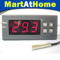 Wholesale Digital Temperature Controller Electronic thermostat V V V V CF