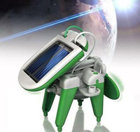 Wholesale 11056 DIY solar energy toys Solar Energy Toys in Educational Solar Kit v