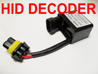 al por mayor xenón puede transportar-40 pares (2 PCS PAR) HID XENON UNIVERSAL LUZ ADVERTENCIA CANCELLER NO ERROR CAN-BUS CONDENSADORES DECODIFICADOR