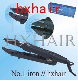 No.1 Adjust-Temp Hair Extension Fusion Connector   Hair Extension Fusion Iron   Sample