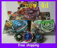 Multicolor beyblade metal series - New series D Beyblade metal fusion Steel fighting spirit beyblades kids toys