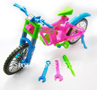 Wholesale New Arrival Finger Bike Toys Mixed Colors Children Bicycle Toys
