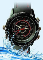 Wholesale New GB CCTV Waterproof HD SPY Watch Camera DVR Record M Pixles G GB S2W