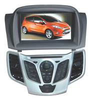 Wholesale 7 quot Car Stereo Special Car DVD Player for Ford Fiesta with GPS BLUETOOTH IPOD XL