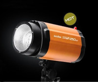 Wholesale Pro Photo Studio Strobe Flash Light W GN With Buzz Function One Fire Anti Preflash System