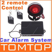 Wholesale One way Automobile Car Protection alarm system with Remote Control Engine Start K407