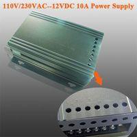 Wholesale 1pc DC V A Power Supply Station for CCTV Cameras AT DC12V10A