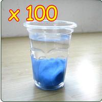 100 Clay Blue Blue Auto Clay Bar   Car Detailing Poly Bars Magic No Retail Packaging Free Shipping 100pcs lot