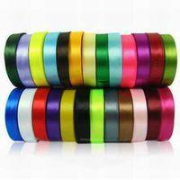 Wholesale ribbon colors CM width ribbon ribbon satin ribbon wedding favor gift wrapping