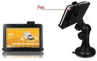 Wholesale Car GPS navigation system inch touch screen with the latest maps Vehicle Tracking Systems