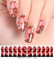 Wholesale 2016 Minx Brand Nail Products Art Nail Tattoo Sticker Nail Patch Nail Applique Wraps free Nail File