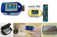 Wholesale CE FDA Approved Finger Pulse Oximeter Blood Oxygen Fingertip CMS D