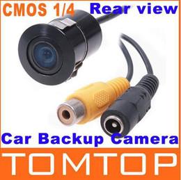 Wholesale CMOS degree angle waterproof Car Rear View Reverse camera For Car Truck RV Mini van etc K424