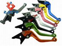 Wholesale CNC Brake Clutch Lever Handle For CBR1000RR FIREBLADE CB1000R shorty lever