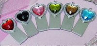 Wholesale Colorful Fortune Heart Shape key chain USB Flash Drive U Disk U Stick Real GB GB GB GB Memory