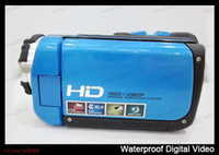 Wholesale HD Digital Video Camera Camcorder p Waterproof inch MP