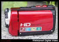 Wholesale Discount p Waterproof HD Digital Video Camera inch Screen MP FULL HD