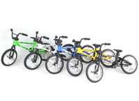 Wholesale 50 New Arrival Finger bike toys Finger Bicycle Flick Trix Bike Finger toys