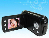 Wholesale 1 inch TFT LCD Digital Video Camera Camcorder x Zoom with LED Flash Light DV139