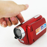 Wholesale 3pcs inch TFT LCD Digital Video Camera Camcorder x Zoom with LED Flash Light DV139