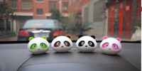 Wholesale Hot new in will ogle the national treasure panda panda aromatic perfume seat