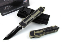 Wholesale popular design OEM MICROTECH Outdoor knife Pocket knife