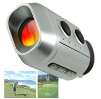 Wholesale 7X Digital Golf Range Finder Golfscope Golf Scope Bag
