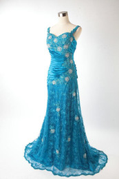 Wholesale In Stock Hot sale Sweetheart Lace Beaded Mother of the Bride Prom Dresses Evening Party Gowns