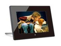 Wholesale 10 inch multi function digital screen amlogic6210 program USB Digital Photo Frame